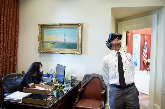 ¡Ahora le tocó a Obama! Trollean al presidente de Estados Unidos con Photoshop de esta fotografía (+FOTOS)
