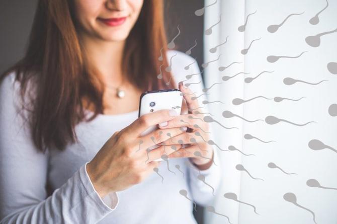 Con esta aplicación puedes pedir espermas a domicilio y hasta escoger ¡al papá de tu bebé!