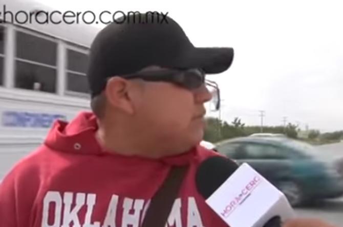 Conoce a #LordProfeta, el hombre que predijo un choque ¡en vivo y segundos antes de que pasara! (+VIDEO)