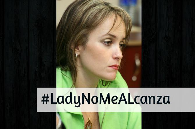 Conoce a #LadyNoMeAlncanza, la diputada federal, que dice que lo que le dan no le alcanza (+VIDEO)