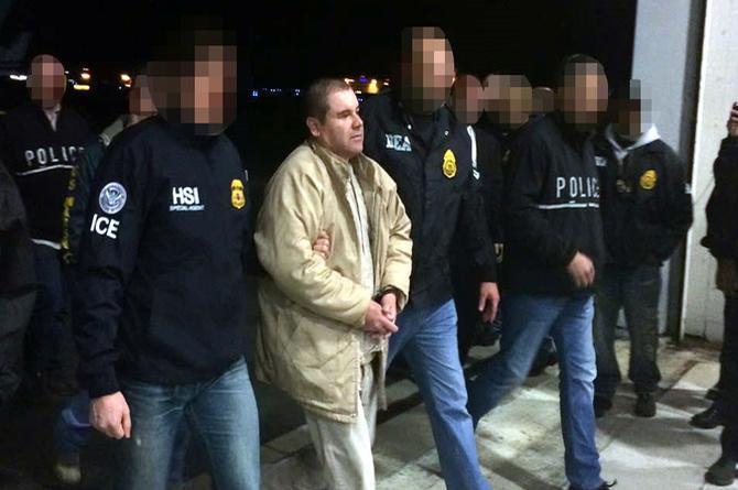 'El Chapo' Guzman es recibido en su nueva prisión ¡como estrella de rock! (+FOTOS)
