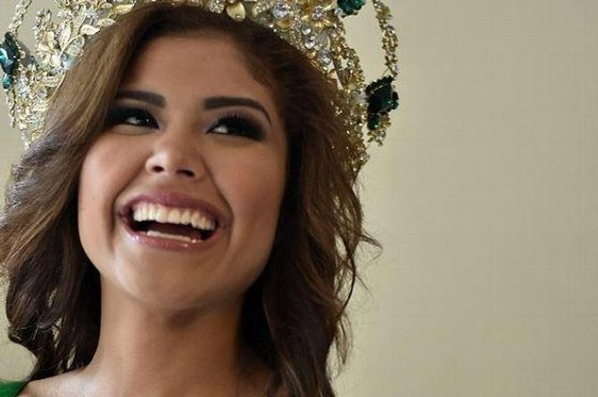 ¡Conoce a Dana Zulem Díaz García la nueva Miss Earh Xalapa 2017! (+FOTO)
