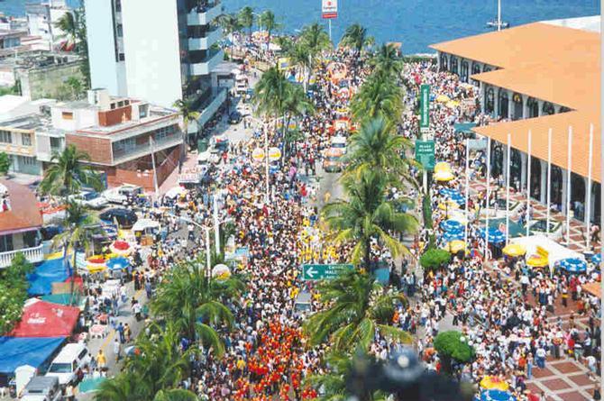 ¡Comité de Carnaval propone que lunes y martes sea descanso obligatorio en Veracruz!