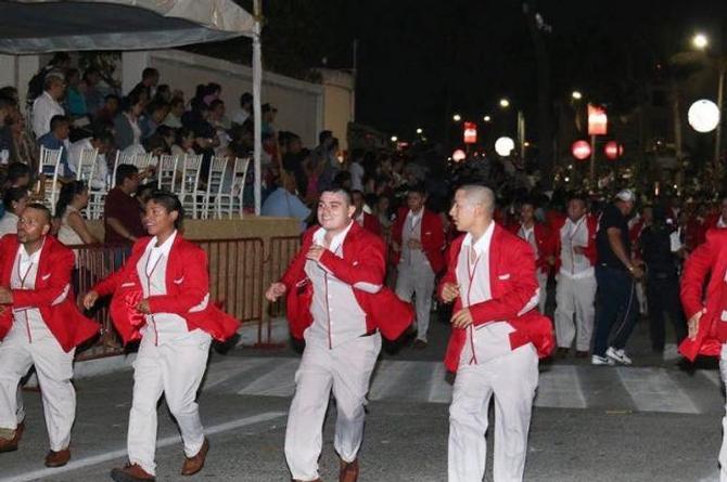 ¡Así se vivió el primer desfile del Carnaval de Veracruz! (+VIDEO)