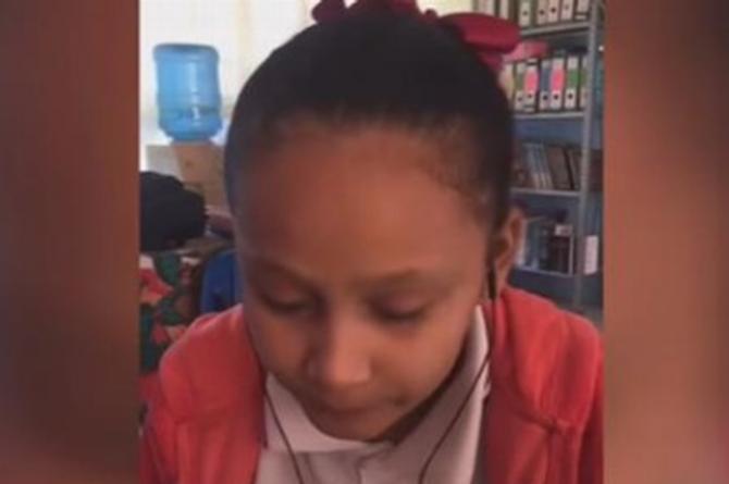 ¡Qué hermoso! Niña con discapacidad interpreta 'Adios Amor' de Christian Nodal ¡y se vuelve viral! (VIDEO)