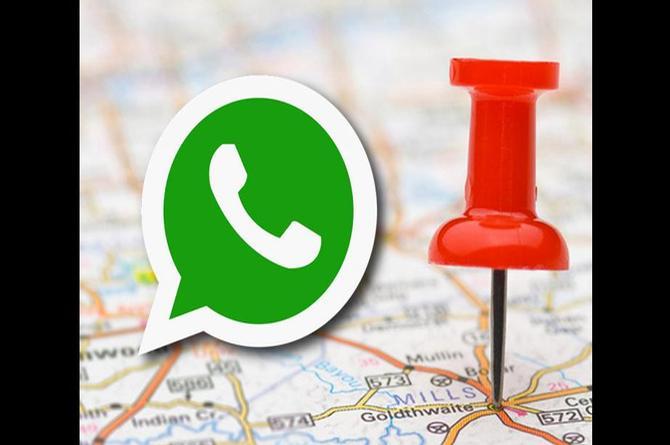 ¡No maa! WhatsApp compartirá tu ubicación con todos tus contactos en tiempo real (+VIDEO)