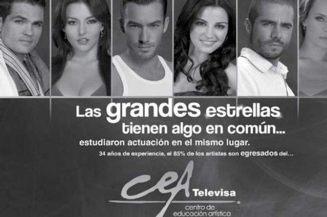 La crisis en Televisa continua, ¡cerrarán su fabrica de actores, el CEA!