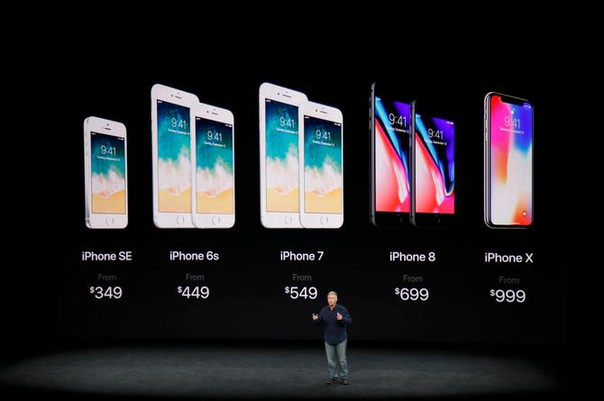 Esto costará el iPhone X, iPhone 8, y 8 Plus en México (+FOTOS)