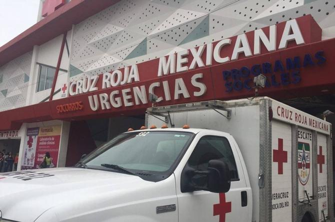 La Cruz Roja de Veracruz está funcionando como centro de acopio, esto es lo que se necesita… (+FOTOS)