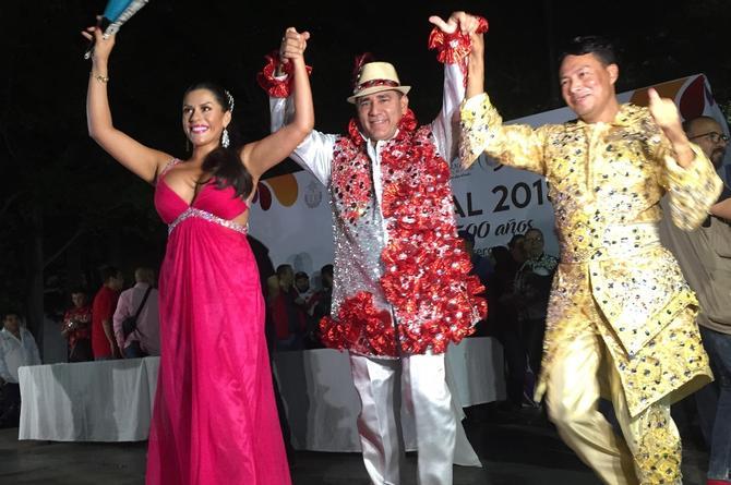 ¡Veracruz ya tiene Rey del Carnaval para el 2018! (+VIDEO)