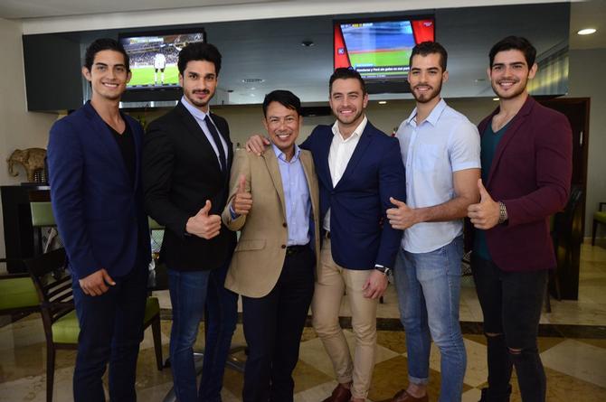 Confirma 'Fineso I' presencia de ganadores de Mr World México y SupraNational en el Carnaval de Veracruz