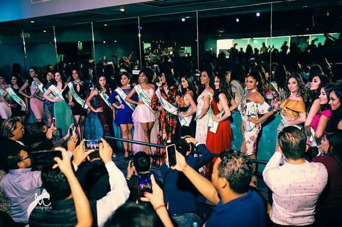 Ellas serán las participantes de Miss Earth Veracruz 2018... ¡Conócelas!