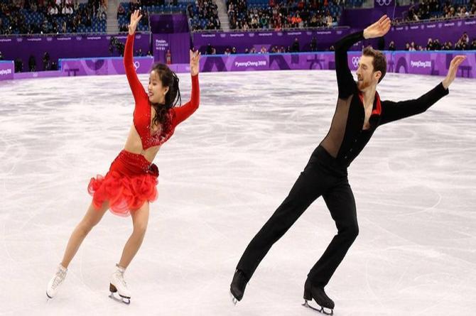 Usan 'Despacito' en rutinas de patinaje artístico en los Juegos Olímpicos de Invierno (+VIDEO)