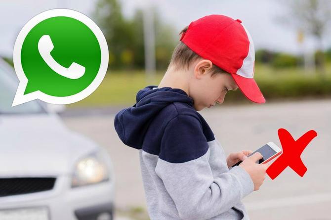 WhatsApp ya no quiere que los niños usen la aplicación (+FOTO)