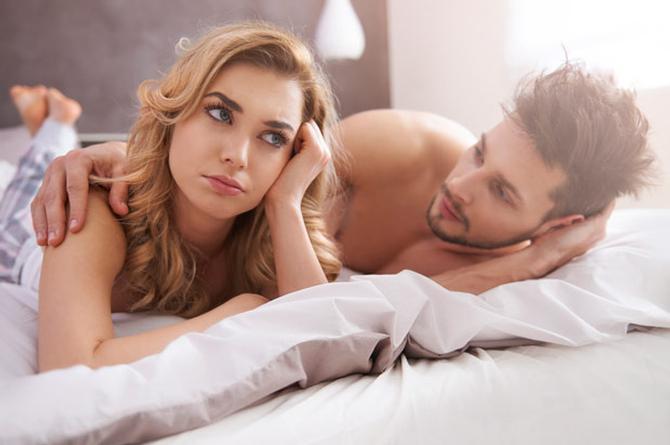 Tener sexo de reconciliación ¡no es una buena idea!