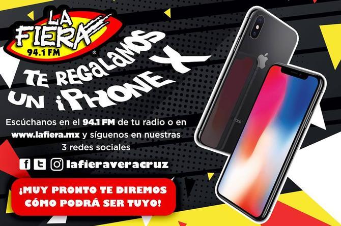 ¿Quieres saber de qué trata #LaFieraMeRegalaUniPhoneX? (+VIDEO)