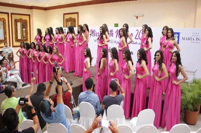 32 hermosas mujeres buscan la corona de Miss Earth México 2018, Veracruz entre las favoritas