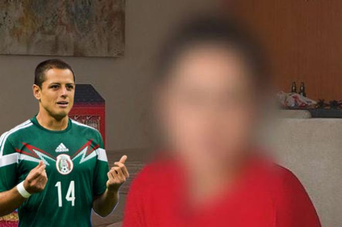 Chica que estuvo en la fiesta de la Selección Mexicana contradice la versión del 'Chicharito'