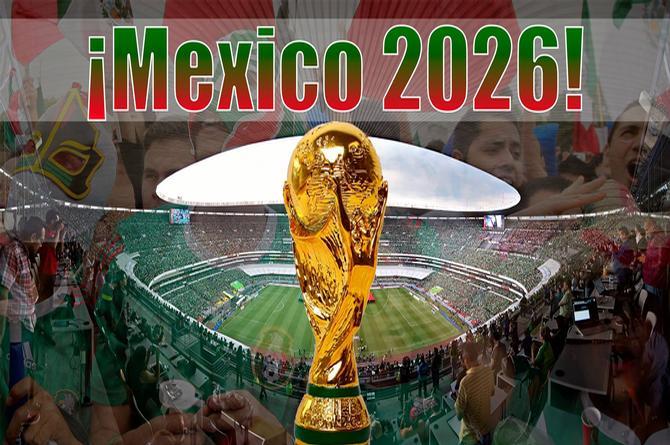 Lluvia de memes para celebrar que México será sede del Mundial 2026 (+MEMES)