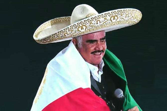 Vicente Fernández tendrá su propia estatua en Guadalajara