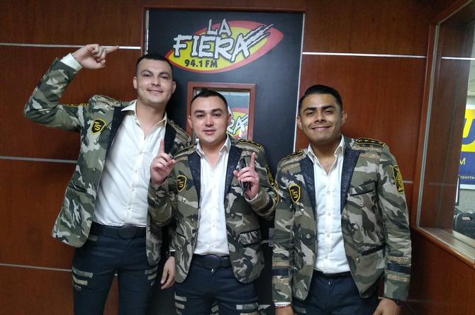 """Banda Tierra Sagrada presume en """"La Fiera"""" su nuevo trabajo musical"""