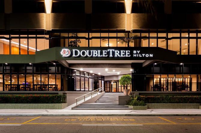 Double Tree By Hilton Veracruz extrema medidas de higiene