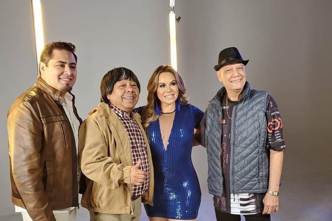 Socios del Ritmo, los número uno con el dueto de Chiquis Rivera