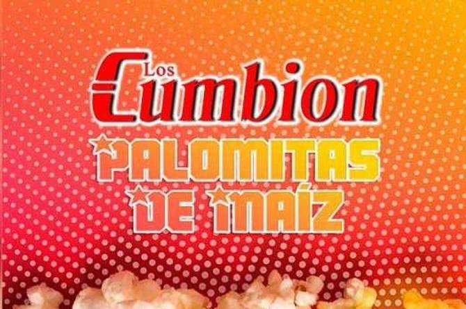 Los Cumbión llegan a las plataformas digitales con 'Palomitas de Maíz'