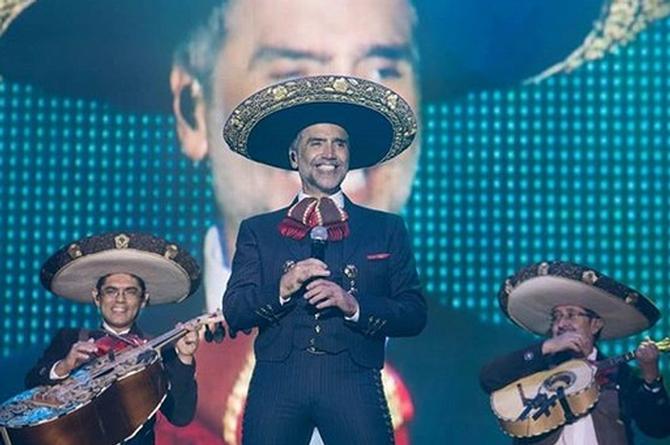 Alejandro Ferández, Bronco y más celebridades en con concierto 'Se Agradece'