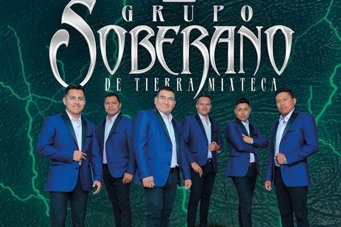 Conoce al grupo Soberano de Tierra Mixteca