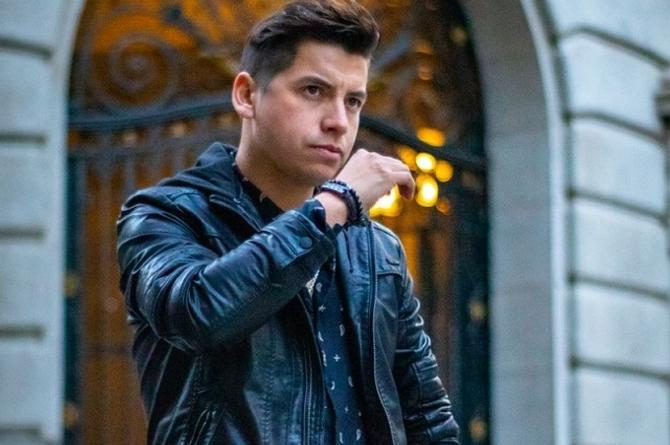 Lino Andrés se abre paso en la música en México