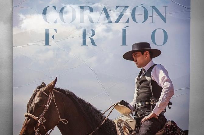 Virlán García enciende cualquier 'Corazón Frío' con su nueva canción (+video)